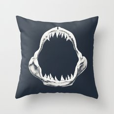 Doom Regatta Throw Pillow