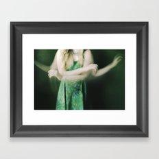 Limbs Framed Art Print