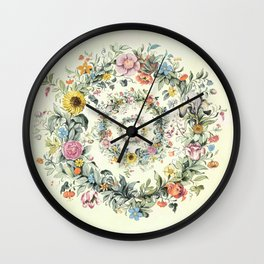Circle of Life Variations - 2020 Wall Clock
