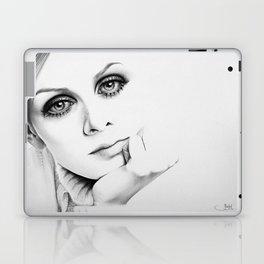 Twiggy Minimal Portrait Laptop & iPad Skin