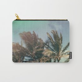 Vintage Palm Hawaii Summer Daze Carry-All Pouch