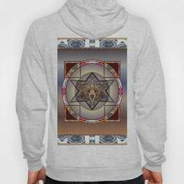*Caged Star* Hoody