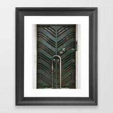 Lisboa Art Deco #02 Framed Art Print