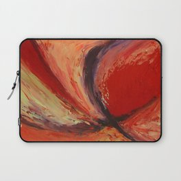 Abstract Untitled Creation by Robert S. Lee Laptop Sleeve