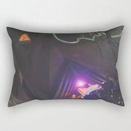 triangles passage 1 Rectangular Pillow