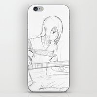 marceline iPhone & iPod Skins featuring Marceline by WolfFace