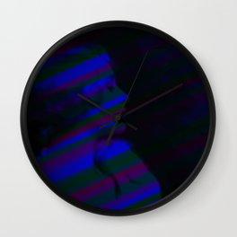 Siren of Silence 01H Wall Clock