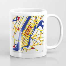 BOOGIE WOOGIE NEW YORK Mug