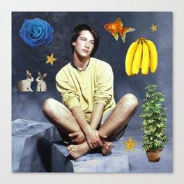 Keanu I Canvas Print