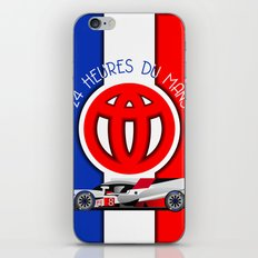 24 Hours of Le Mans - Toyota TS050 iPhone & iPod Skin