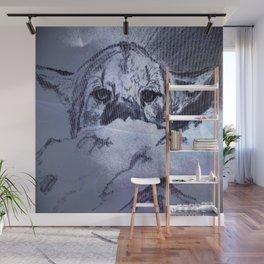 wildlife cat Wall Mural