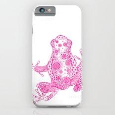 Little Frog Magenta Slim Case iPhone 6s