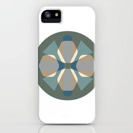 Infinite Portals iPhone Case