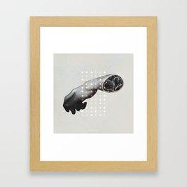 Stimulate Framed Art Print