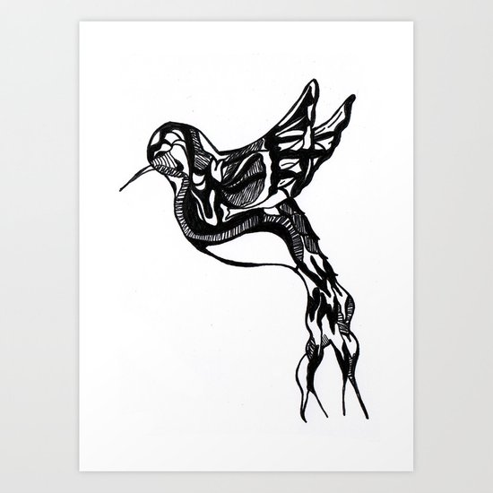 Fantasy Art Print