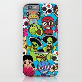 Latinx Pop Culture iPhone Case