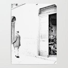 Vulture: old shoemaker and old man Poster
