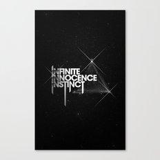 Infinite Innocence Instinct Canvas Print