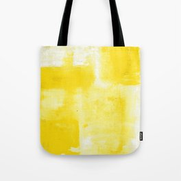 Yellow #1 Tote Bag