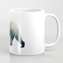 Bear in the Forest Coffee Mug