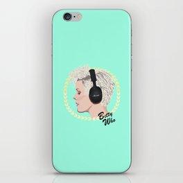 Betty Who | Pop Star iPhone Skin