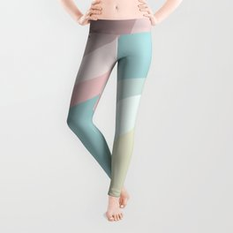 Pastel Bows Leggings