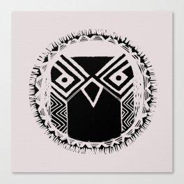 OWL - mark Canvas Print