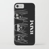 haim iPhone & iPod Cases featuring Haim (Inverted) by ☿ cactei ☿