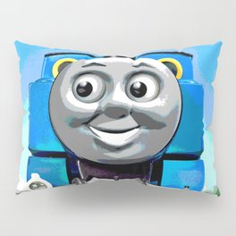 Thomas Has A Smile Pillow Sham