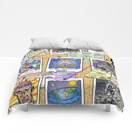 Conspiracy Theorist Comforters