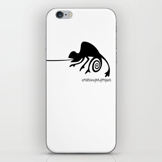 Chameleon 2 iPhone & iPod Skin