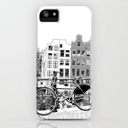 amsterdam II iPhone Case