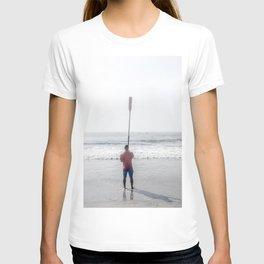 Raised Oar T-shirt