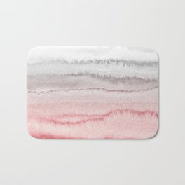 WITHIN THE TIDES - ROSE TO GREY Bath Mat