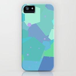 Pentagonal Hurrah  iPhone Case