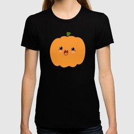 Kawaii Pumpkin T-shirt