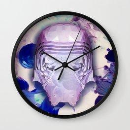 K. Ren (Diamond Floral Edition) Wall Clock