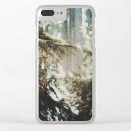 attersee (17) Clear iPhone Case