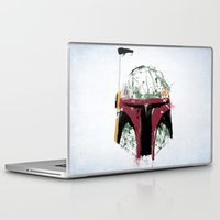boba Laptop & iPad Skins featuring Boba by Purple Cactus