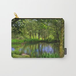 Spring views Carry-All Pouch