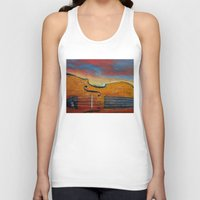 violin Tank Tops featuring Violin by Michael Creese