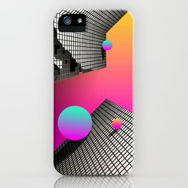 TILT & SHIFT iPhone Case