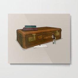 LOST Luggage / Sawyer Metal Print