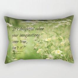 Imaginations Anne Shirley Rectangular Pillow