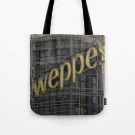 Madrid stories Tote Bag