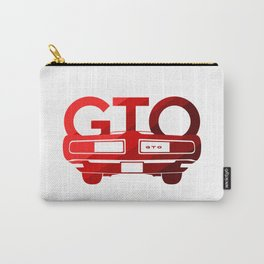 Pontiac GTO - classic red - Carry-All Pouch