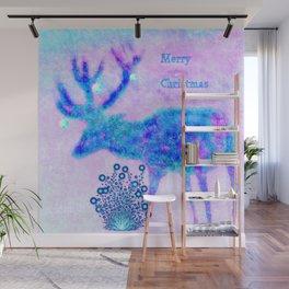 Merry Christmas 2 Wall Mural