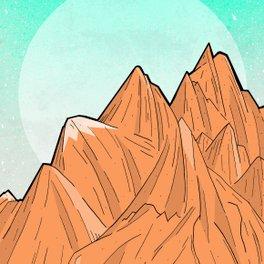 Framed Art Print - Sand Mountain -  Steve Wade ( Swade)
