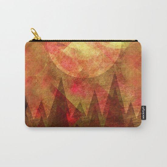 Scattered Moon Carry-All Pouch