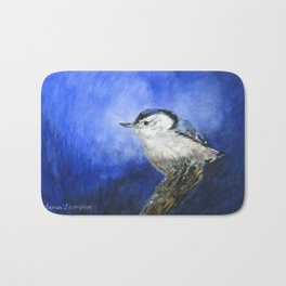 Morning Glow by Teresa Thompson Bath Mat